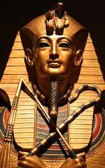 King Tut - Egyptian Pharoah